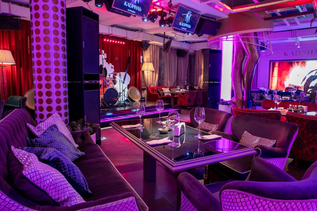 клуб караоке ресторан москва